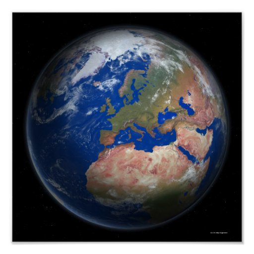 Planet Earth 2 Poster
