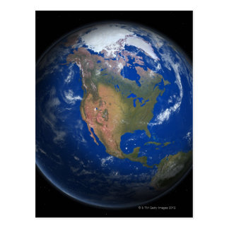 Planet Earth 3 Postcard