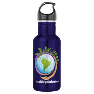 PLANET EARTH 532 ML WATER BOTTLE