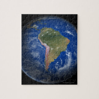 Planet Earth 5 Puzzle