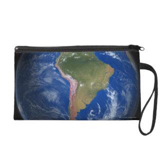 Planet Earth 5 Wristlet