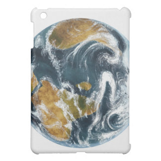 Planet Earth and clouds seen from space Cover For The iPad Mini