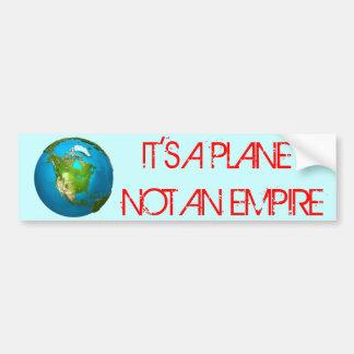 PLANET EARTH - Bumper Sticker