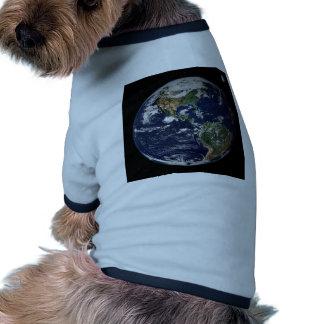 PLANET EARTH DOG SHIRT