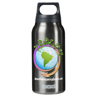 PLANET EARTH INSULATED WATER BOTTLE