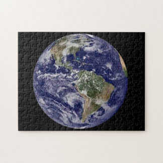 Planet Earth Jigsaw Puzzle. Jigsaw Puzzles