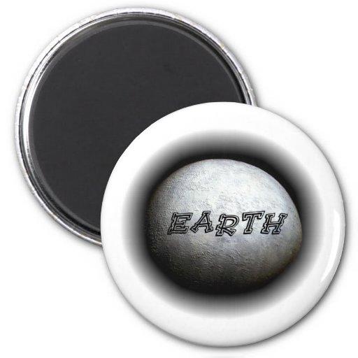 Planet Earth Model Magnet