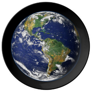PLANET EARTH natural (solar system) ~ Plate