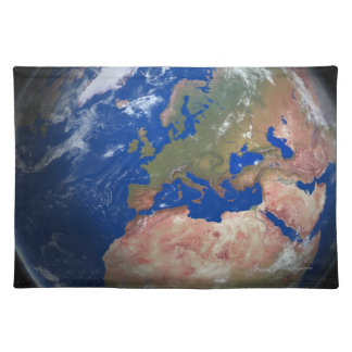 Planet Earth Placemat