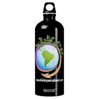 PLANET EARTH SIGG TRAVELLER 1.0L WATER BOTTLE