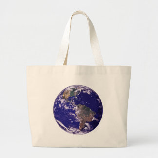 Planet Earth Tote Bags