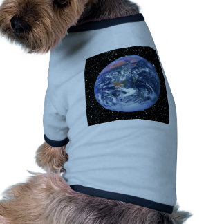 PLANET EARTH v2 (solar system) ~ Ringer Dog Shirt