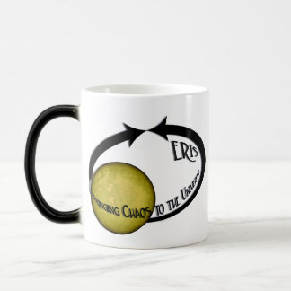 Planet Eris Bringing Chaos To The Universe Morphing Mug