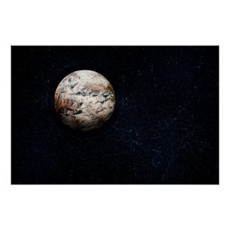 Planet - Everest Poster