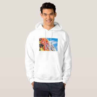 planet graffiti hoodie
