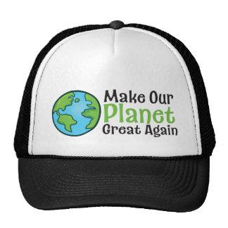 Planet Great Again Trucker Hat
