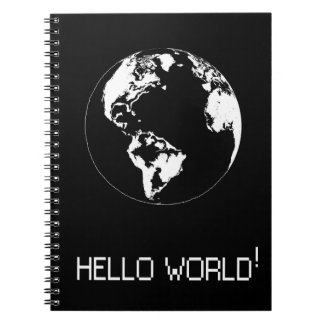 planet Hello World Notebook