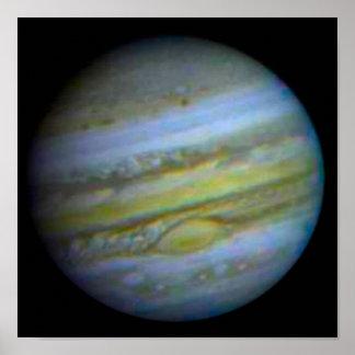 Planet Jupiter Poster