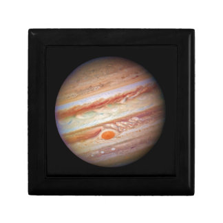 PLANET JUPITER ` red spot head on (solar system) ~ Gift Box