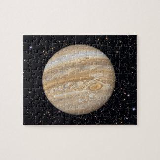 Planet Jupiter Starry Sky Puzzles