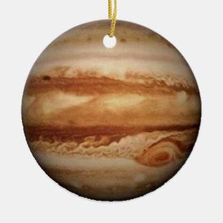 .PLANET JUPITER v.3 (solar system) ~ Christmas Ornament