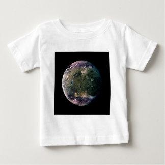 PLANET JUPITER'S MOON GANYMEDE (solar system) ~ Baby T-Shirt