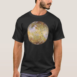 PLANET JUPITER'S MOON IO (solar system) ~ T-Shirt