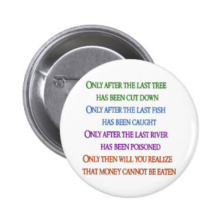 Planet Lament 6 Cm Round Badge