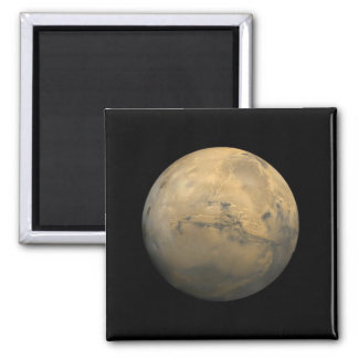 Planet Mars in the solar system NASA Magnet