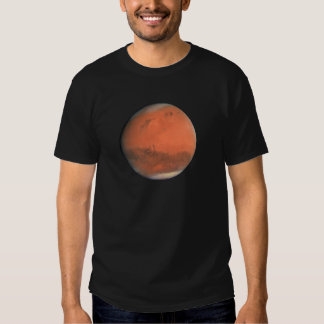PLANET MARS true color natural (solar system) ~~ T-shirt