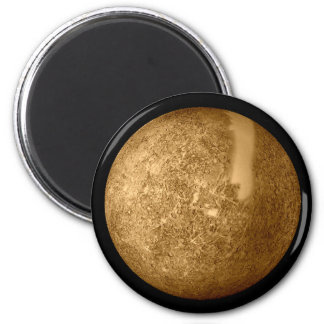 Planet Mercury Astronomy Collector Magnet