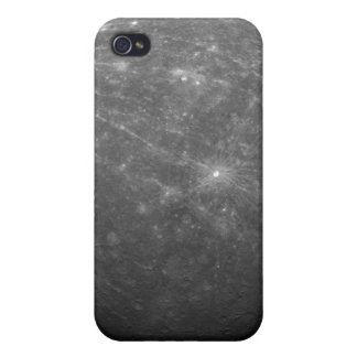 Planet Mercury Case For iPhone 4
