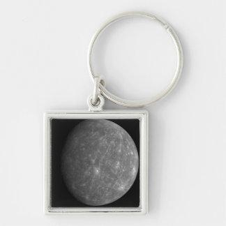 Planet Mercury Key Ring