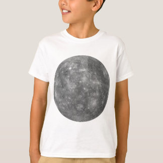 PLANET MERCURY v.1 (solar system) T-Shirt
