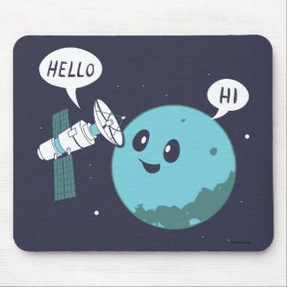 Planet Mouse Pad