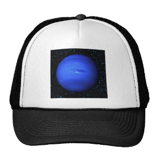 PLANET NEPTUNE Star Background (solar system) ~~~. Cap