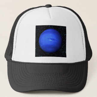 PLANET NEPTUNE Star Background (solar system) ~~~. Trucker Hat