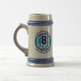 Planet of the Eights Stien Beer Steins