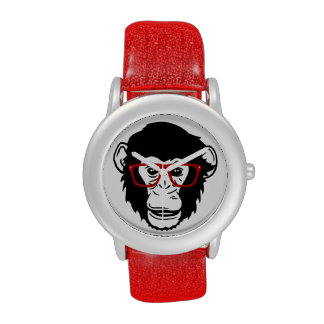 Planet of the Nerd Apes Wrist Watches