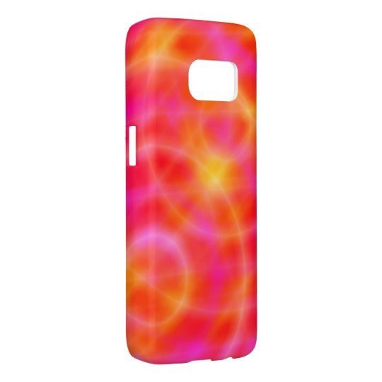 Planet Orbits / Lights Space Art Phone Case
