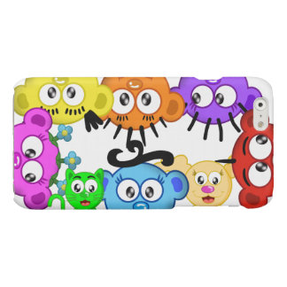 Planet Peek-A-Boo Sweet Smell of 6S Iphone cover iPhone 6 Plus Case