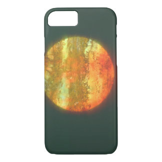 Planet. (planet;space;close-up;dark_Space Scenes iPhone 7 Case