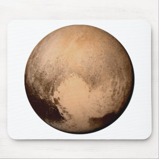 PLANET PLUTO - HAVE A HEART! (solar system) ~ Mouse Pad
