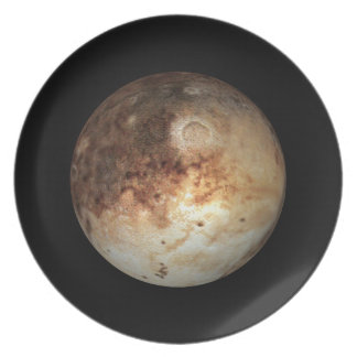 PLANET PLUTO natural ( solar system) ~ Plates