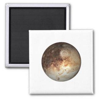 PLANET PLUTO ( solar system) ~~ Square Magnet