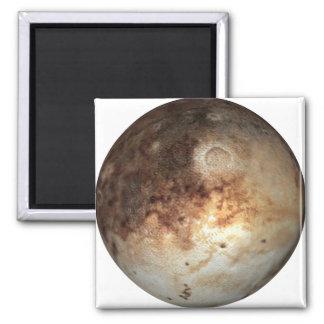 PLANET PLUTO ( solar system) ~ Square Magnet