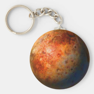 Planet PLUTO Zipper-Pull & Luggage Tag, Keychain