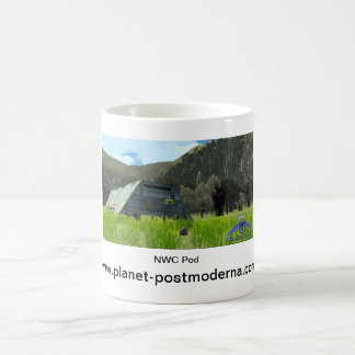 Planet Postmoderna NWC Pod Mug