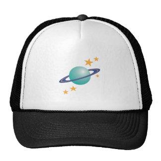 Planet Saturn Hats