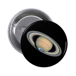 PLANET SATURN (solar system) ~ 6 Cm Round Badge